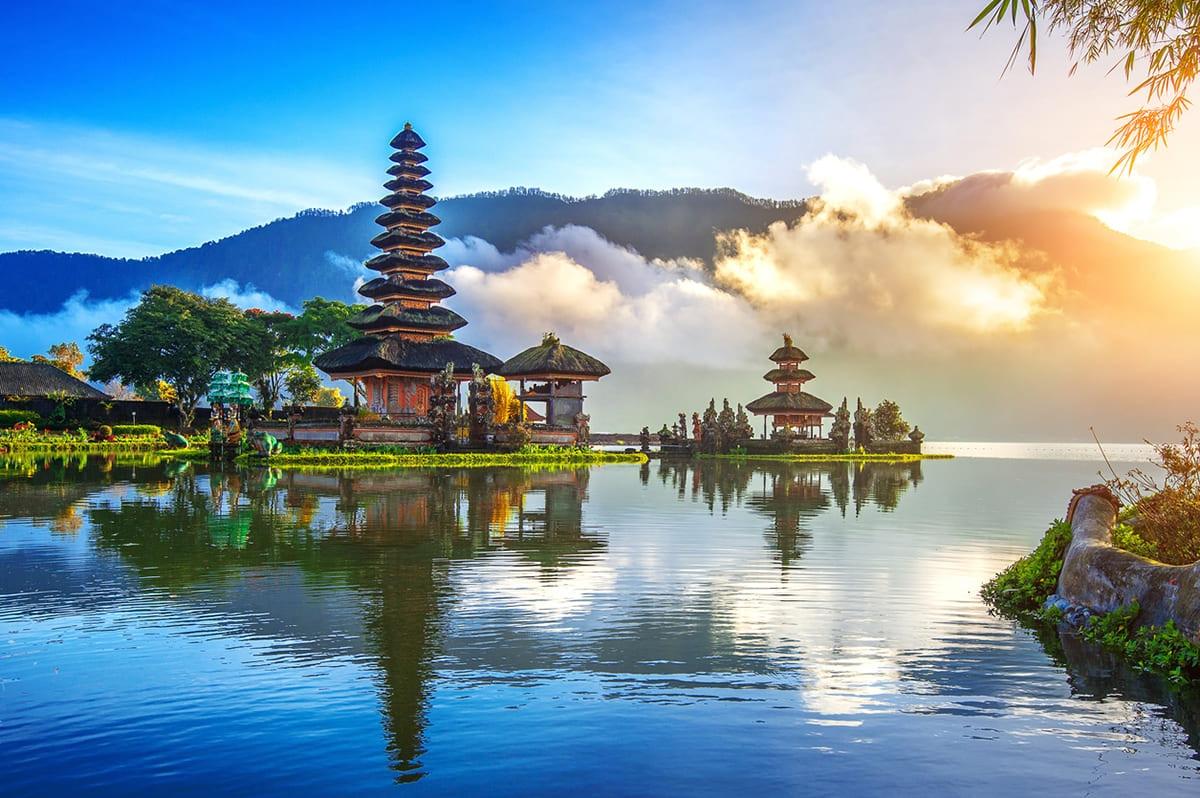 Indonesien 航空券