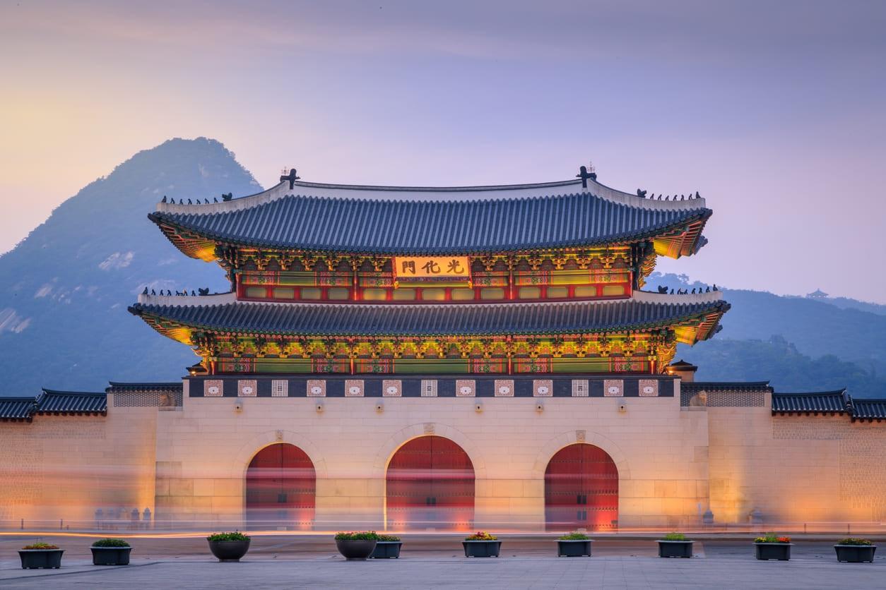 Südkorea 航空券