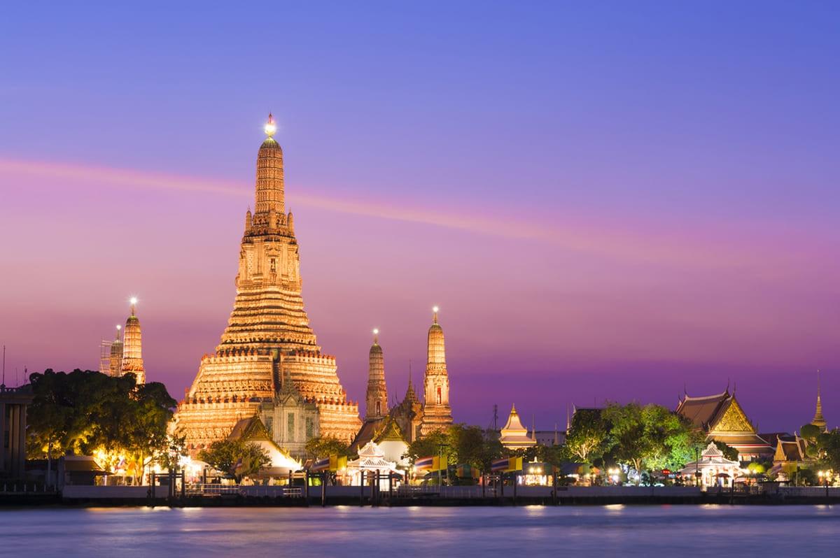 Thailand 航空券